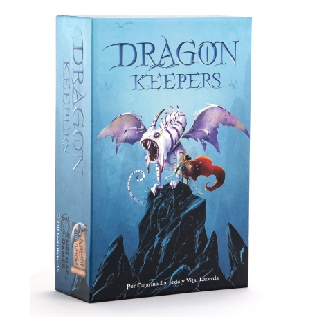 Dragon Keepers card game from Melmac Games and Vital Lacerda