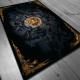 Dragon Neoprene mat for board games 140x80 cm and 150x90cm by Maldito Games