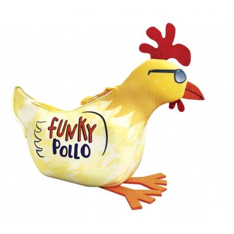 Divertido juego Funky Pollo de Mercurio Distribuciones