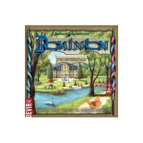 Dominion - Prosperity, expansion to complete the basic game
