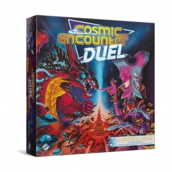 Board game Cosmic Encounter Duel from Edge Entertainment