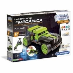 Laboratory Mechanics Cars Hotrod Retrofriccion