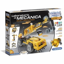 Crane and Forklift Mechanical Laboratory