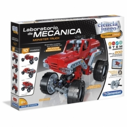 Laboratorio Mecanica Monster Truck