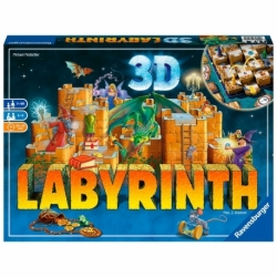 Labyrinth 3D Board Game