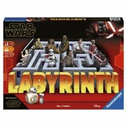 Labyrinth Star Wars IX board game