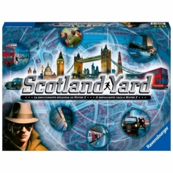 Scotland Yard table game