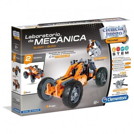Mechanical Laboratory Buggy & Quad