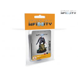 Yu Jing Ninjas (Submachine Gun, Tactical Bow) Infinity from Corvus Belli reference 280746-0827