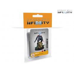 Yu Jing Ninjas (Submachine Gun, Tactical Bow) Infinity de Corvus Belli referencia 280746-0827