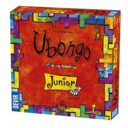 Juego de mesa Ubongo Junior Trilingüe de Devir