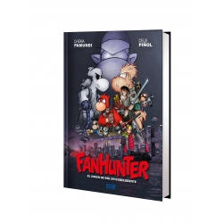Fanhunter The Role Playing Game from Devir
