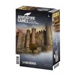 Juego Adventure Games La Mazmorra Vive la aventura de Devir