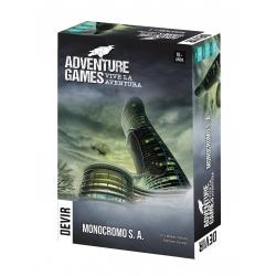 Game Adventure Games Monocromo, S.A. the adventure of Devir