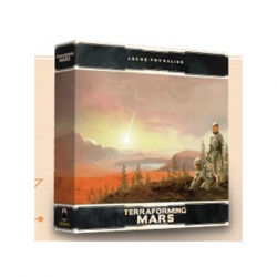 Deluxe Tile Kit + Promos for board game Terraforming Mars from Maldito Games