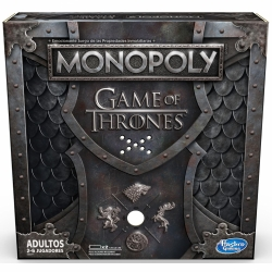 Board Game Monopoly Game of Thrones Hasbro Gaming