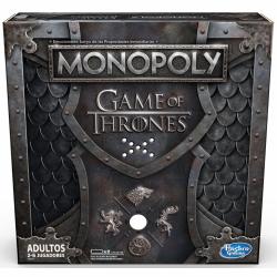 Juego de mesa Monopoly Juego de Tronos Hasbro Gaming