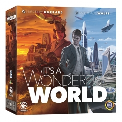 Juego de mesa It's a Wonderful World de Tranjis Games