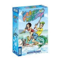 Crazy Fishing es un juego para dos o más pescadores que compiten para atrapar el pez más grande de todo el mar