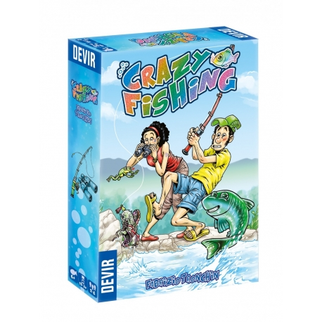 Crazy Fishing is a game for two or more fishermen who compete to catch the biggest fish in the whole sea