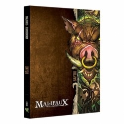 Bayou Faction Book M3E