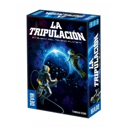 Juego de cartas cooperativo La Tripulación de Devir 8436589620605