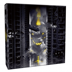 King of Tokyo Dark Edition is a deluxe version of the classic game