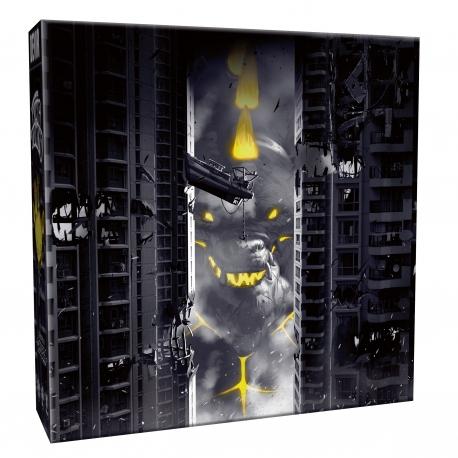 King of Tokyo Edición Oscura es una versión de lujo del clásico juego