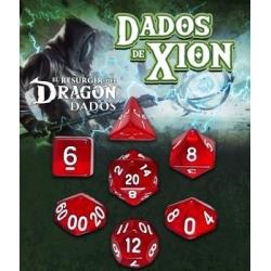 Dados de Xion:Rojo Hirior