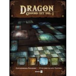 Dragon Ground Set Vol.1
