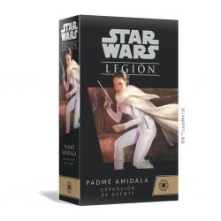 Padmé Amidala Expansión de agente Star Wars: Legion de Fantasy Flight Games