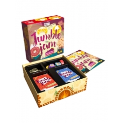 TCG Factory Jumble Jam Competitive Board Game