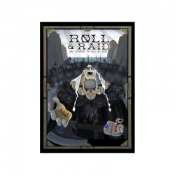 Roll & Raid board game by Perro Loko Games