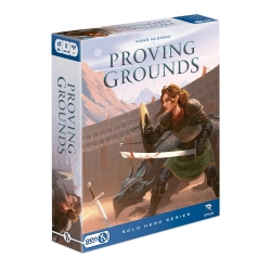 Proving Grounds dice game from Gen X Games