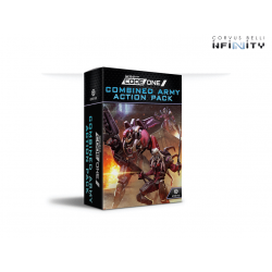 Combined Army: Shasvastii Action Pack CodeOne Infinity from Corvus Belli 281603-0830
