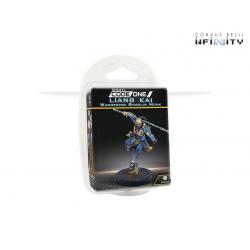 Infinity Liang Kai CodeOne de Corvus Belli 281316-0840