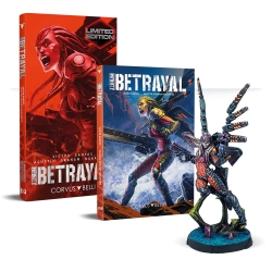 Infinity: Betrayal Graphic Novel. Limited Edition from Corvus Belli 288503
