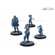 O-12 Support Pack, Specialized Support Unit Lambda Infinity from Corvus Belli 282006-0832