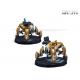 Yu Jing Yaokong Remotes Pack CodeOne Infinity de Corvus Belli 281315-0833