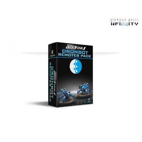 Panoceania Dronbot Remotes Pack CodeOne Infinity de Corvus Belli 281215-0834