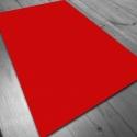 Neoprene mat 150x90 cm - Plain Red
