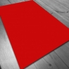 Neoprene mat 150x90 cm - Plain Red