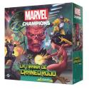 Marvel Champions Lcg:  La Tiranía de Cráneo Rojo