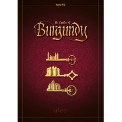 Board game The Castles of Burgundy Alea 20th Anniversary Edition