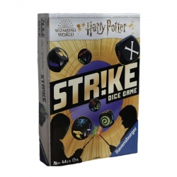 Strike Harry Potter dice game from Ravensburger