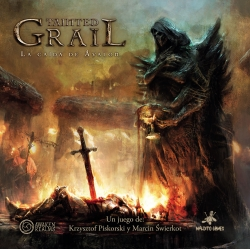 Board game Tainted Grail The Fall of Avalon from Maldito Games