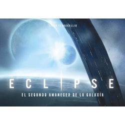 Board Game Eclipse The Second Dawn of the Galaxy from Maldito Games