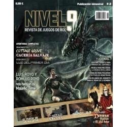 Revista Nivel 9 - 2