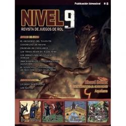 Revista Nivel 9 -8 Especial Aquelarre