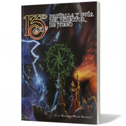 Supplement 13th Age Screen and DJ Guide of Holocubierta